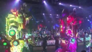 機器人舞蹈