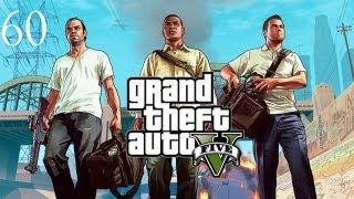 Let's Play Grand Theft Auto 5 (GTA V) Part 60 Derailed