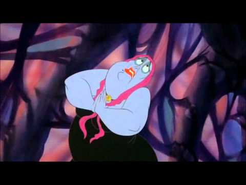 The Little Mermaid - Ursula Is A Big Booty Bitch video