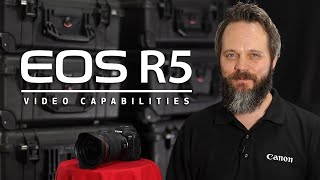 Video Capabilities in the EOS R5