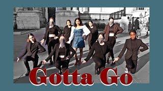 [AZIZA] K-POP IN PUBLIC @ Trafalgar Square | CHUNGHA (청하) - GOTTA GO (벌써 12시 ) dance cover