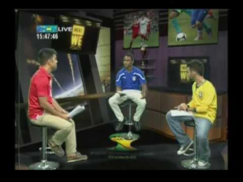 Football Fever   World Cup Brazil   Episode 1   31 05 14