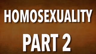 Video: Homosexuality cause of conflict in Christian Church - Christian Diversity 2/2