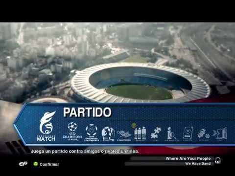 Parche Mundial Brasil 2014 para PES 2013 + Descarga