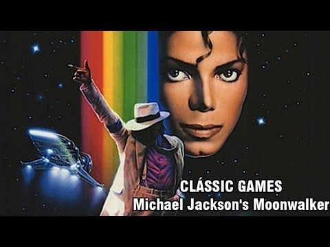 Clássic Games - Michael Jackson's Moonwalker