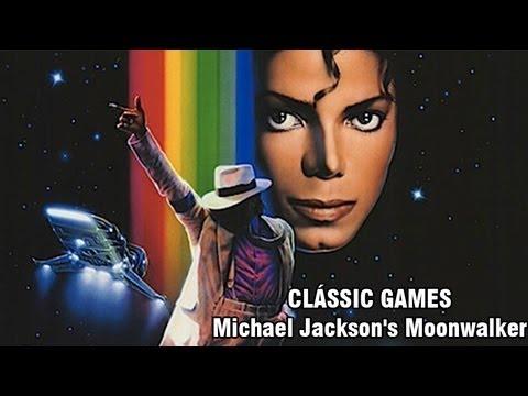 Clássic Games - Michael Jackson's Moonwalker