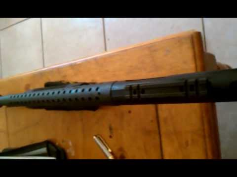 mossberg 500 road blocker