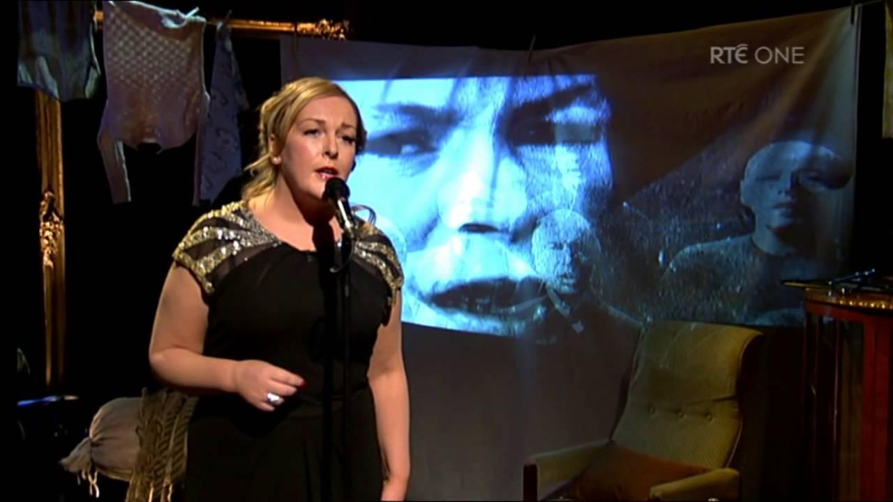 Katherine Lynch Comedian Katherine Lynch Settling