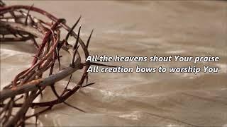 Beautiful Savior by Planetshakers Karaoke, Lyric Video and Minus-one