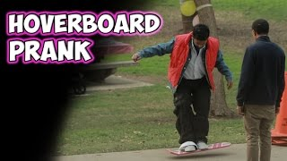 Would You Buy This Hoverboard Prank?