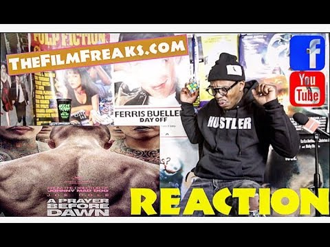 A Prayer Before Dawn Trailer Reaction