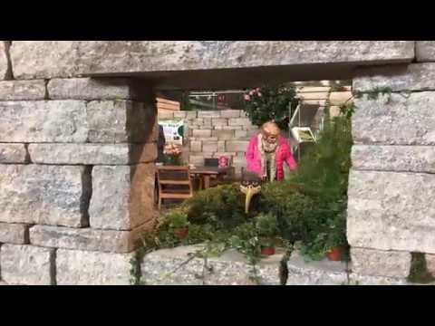Martin Bayer Garten- und Landschaftsbau auf der Garten München 2017