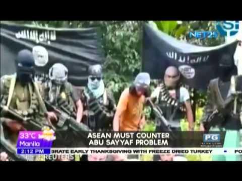 ASEAN must counter Abu Sayyaf problem