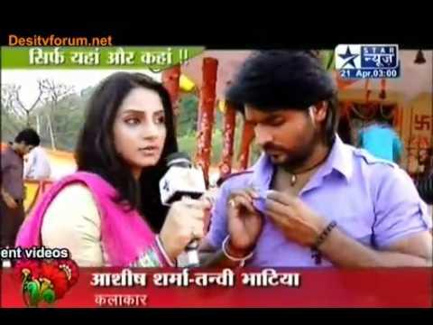 From The Sets Of 'gunahon Ka Devta' Aka Arpita & Avdesh (avita) video