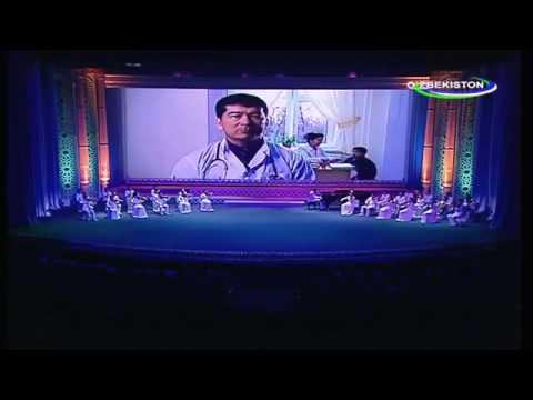 Sevara Nazarxon - Ulug'imsan Vatanim 07.12.2016