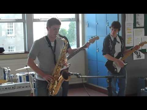 featuring Billy the Sax recorded by Shaky Hands Rory Crean.
