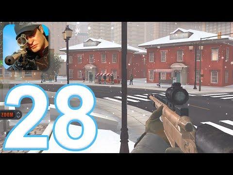 Sniper 3D Assassin: Shoot to Kill - Gameplay Walkthrough Part 28 - Region 10 (iOS, Android)