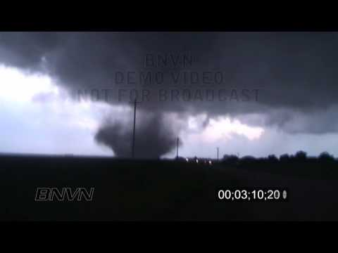 6/17/2009 Aurora, NE Tornado Outbreak Part 1 of 2