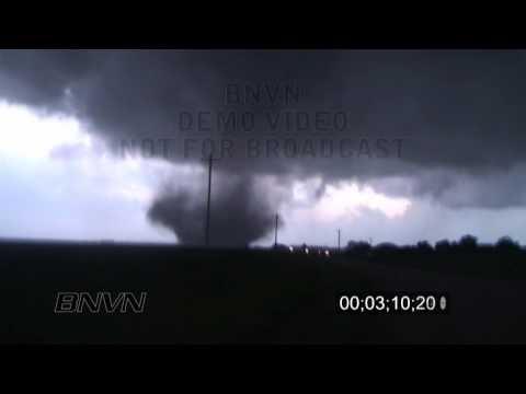 6/17/2009 Aurora, NE Tornado Outbreak Part 1 of 2