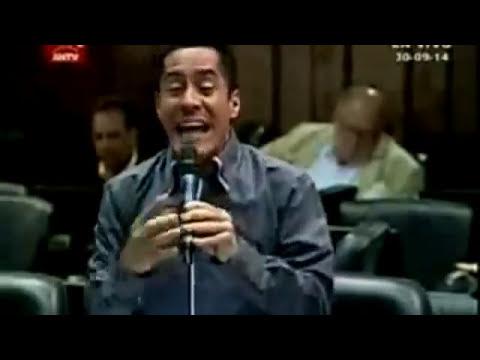 Última intervención de Robert Serra en la Asamblea Nacional