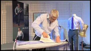T.M.Lewin   How To Iron A Shirt