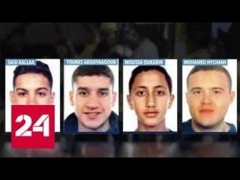 Испанские террористы оказались детьми