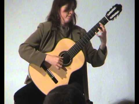 Iliana Matos. Tres piezas españolas (J.Rodrigo)