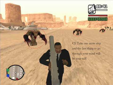GTA San Andreas The Real Truth: Myths and Legends