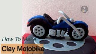 Clay Motobike