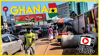 GHANA YEAR OF RETURN 2019 VLOG: Cape Coast Castle, Independence Square, Ghana Food, Manhyia Palace