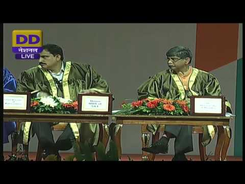 Inauguration - The 102nd Indian Science Congress by Prime Minister Narendra Modi
