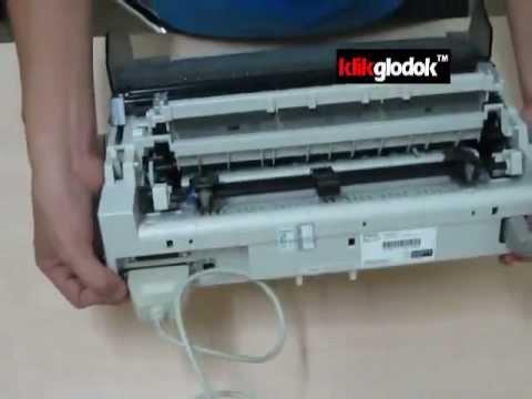 printer epson lq300 ii lx300 instalasi dan harga youtube