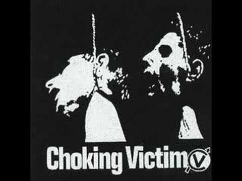 Choking Victim - Corporate Trash