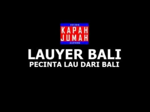 Lauyer Bali Pencinta lau