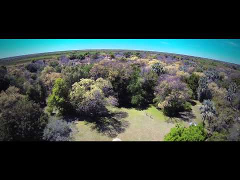 Droning the world - Part 4 - Botswana, Africa