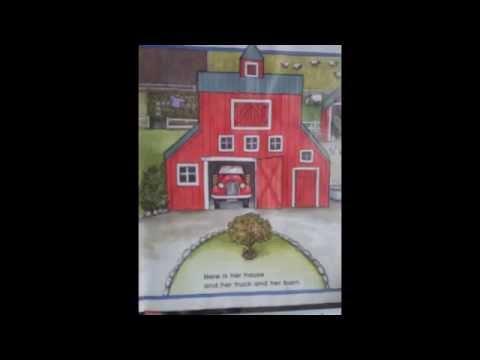 Miss Ivy Reads Mrs Wishy Washy S Farm Youtube