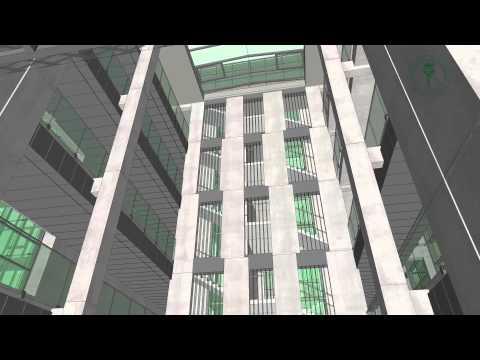 CEUE - Nowy Budynek Uniwersytetu Ekonomicznego W Poznaniu.
