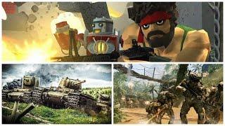 Игровые новости (Game News) #255 | Watch_Dogs 2, World of Tanks, Warface