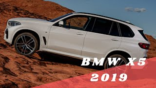 BMW X5 2019   specifications , price , launch date  in India
