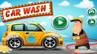 Kids Car Wash Adventure - Tiny Auto Truck Shop - Fun Cars Games For Kids