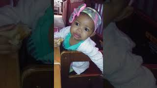 Adorable niece DaKota