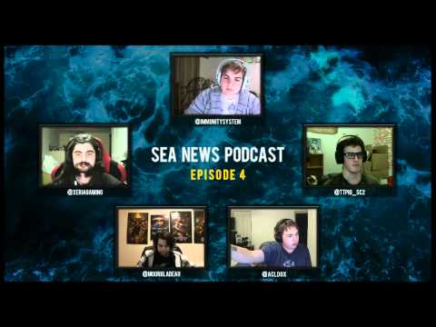 SEA News Podcast: Episode 4