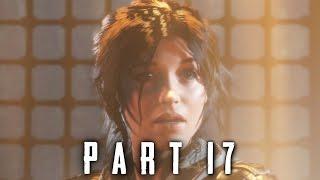 Rise of the Tomb Raider Walkthrough Gameplay Part 17 - Kitezh (2015)