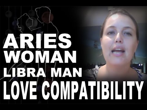 Aries woman dating libra man