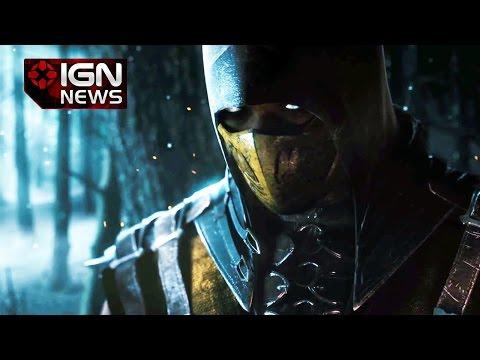 Mortal Kombat X 'Kombat Pack' Includes Four DLC Characters - IGN News