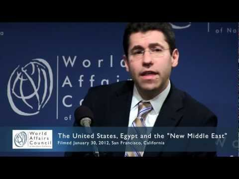 Steven Cook on United States, Egypt and the
