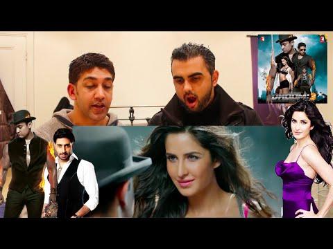Dhoom 3 Trailer Reaction | Aamir Khan, Abhishek Bachchan, Katrina Kaif & Uday Chopra |
