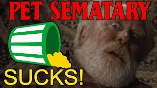 Pet Sematary (2019) IT SUCKS! - Review & Discussion