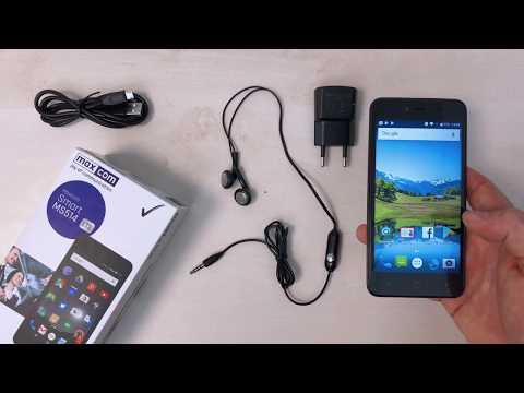 Maxcom Smart MS514 LTE (prvý Kontakt)