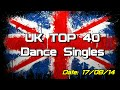 Download UK Top 40 - Dance Singles (17/08/2014) MP3 song and Music Video